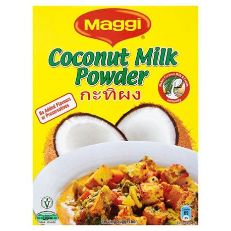 COCONUT MILK Powder - Maggi