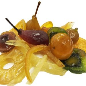 FRENCH GLACE ASSORTED FRUITS