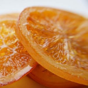 FRENCH GLACE ORANGE SLICES