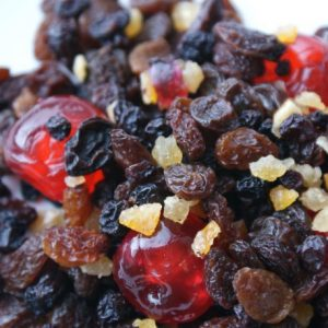 Glace & Dried Fruit