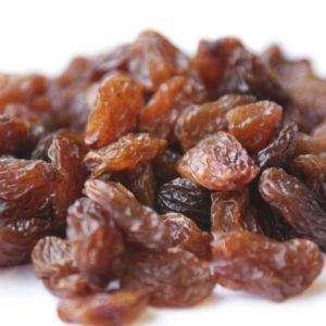 SEEDLESS SULTANAS