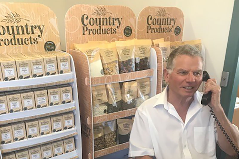 country products mark leather interview bbc radio york 2